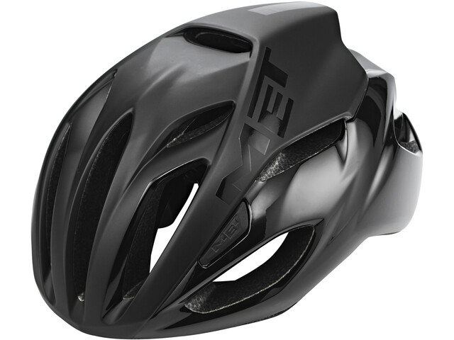 8a8fde71dd0 MET Rivale Helmet black at Bikester.co.uk